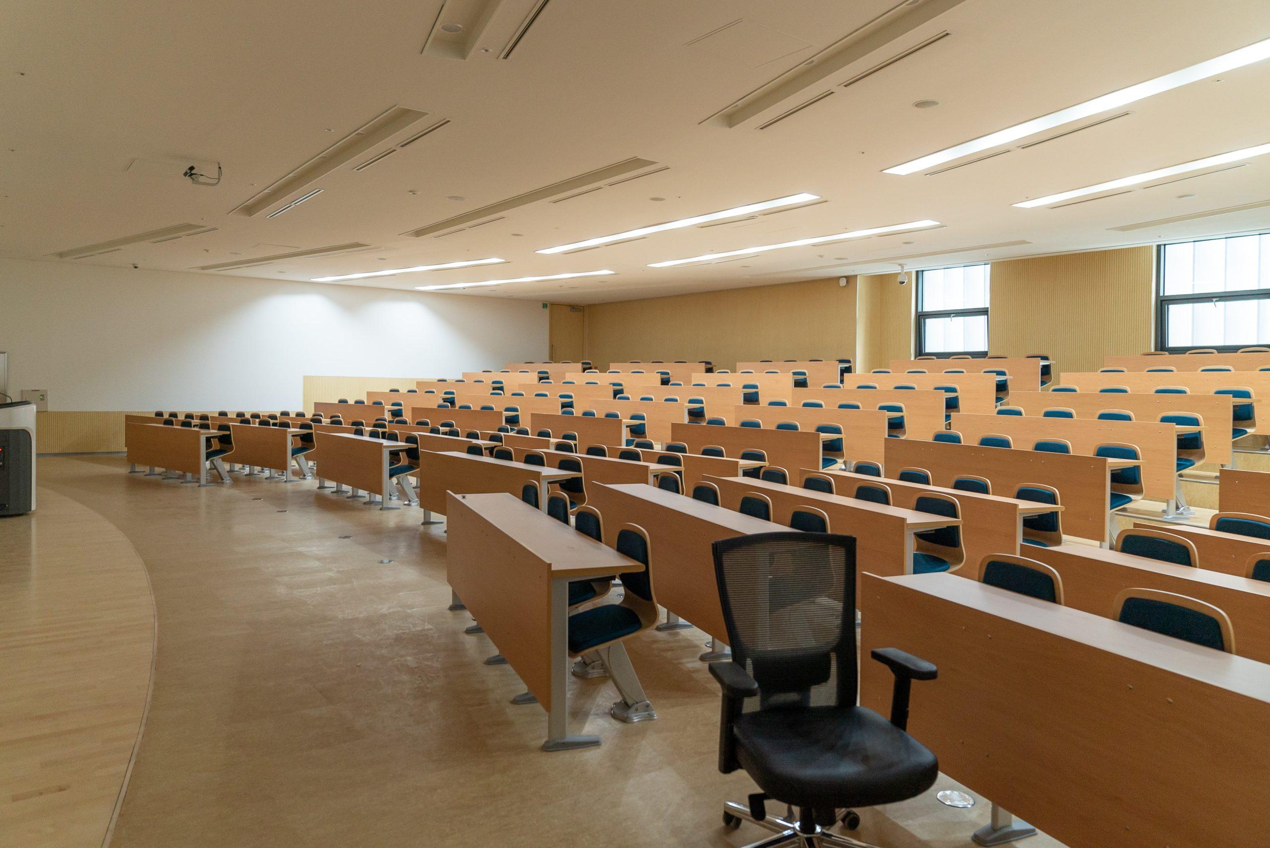 University Lecture Venue