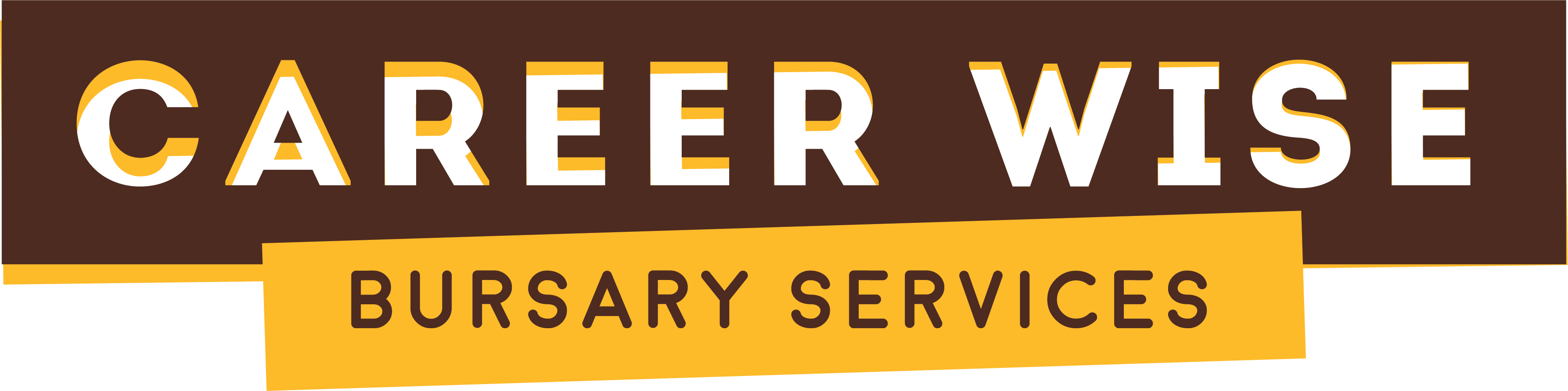 Career Wise Logo Typeface