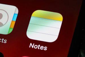 Productivity App Notes